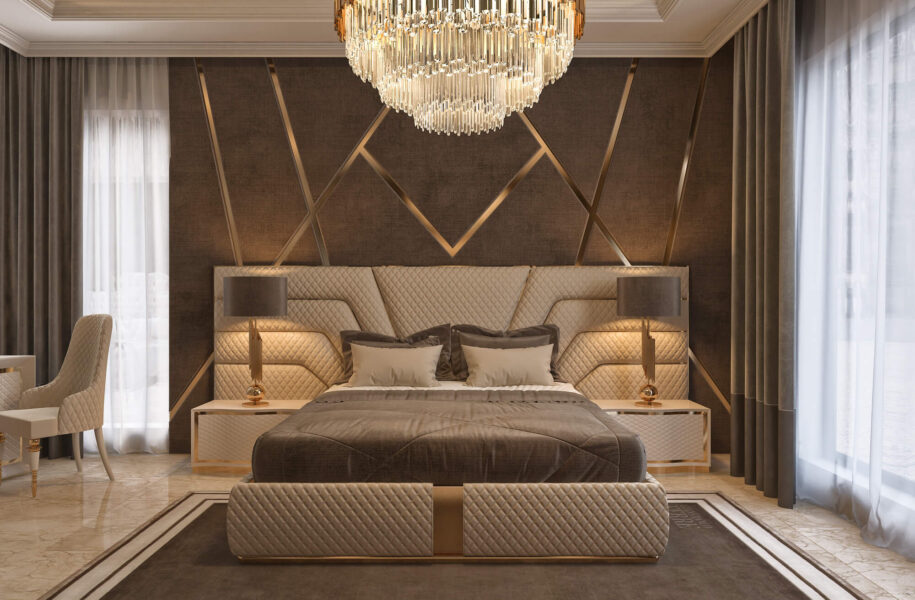 Voluptuous & Luxurious Bed Room
