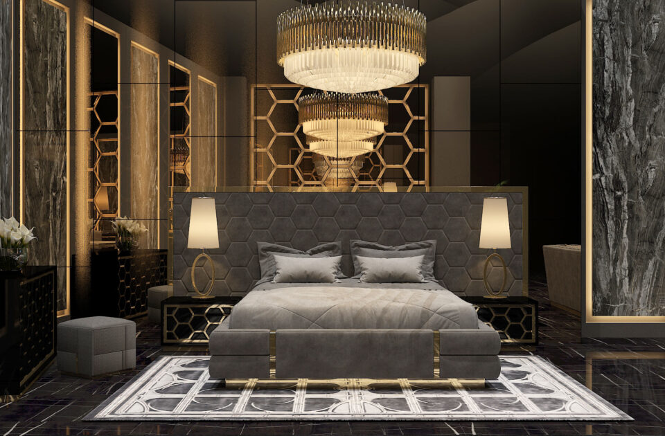 Fico Bed Room by Zebrano Luxury Furniture
