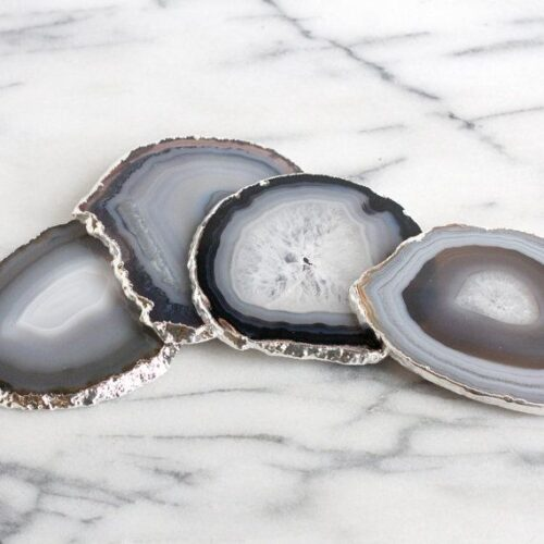 Export Quality Agate Coaster