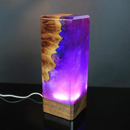 Best resin night lamp decor
