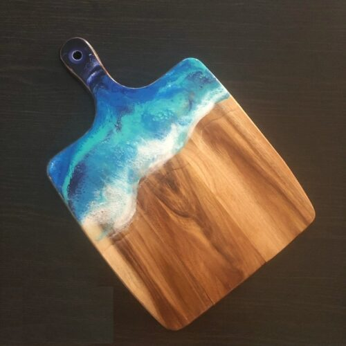Resin Wooden Chopping Board