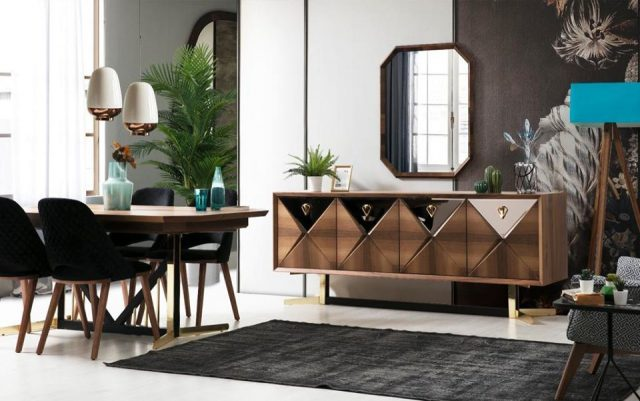 Arteon Dining Room By Pianno Luxury Furniture