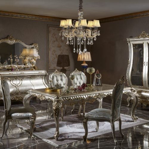 Altay Dining Room By Aliguler Luxury Furniture