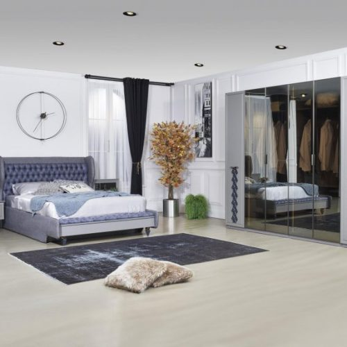 Assos Bed Room By Berrak Luxury Furniture