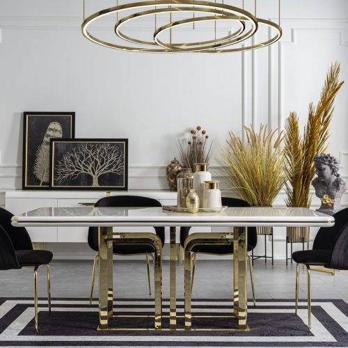 Aston Dining Room By Orix Luxury Furniture