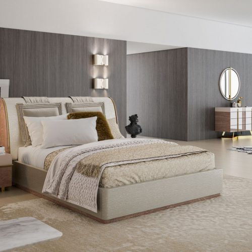 Aura Bed Room By Nills Luxury Furniture