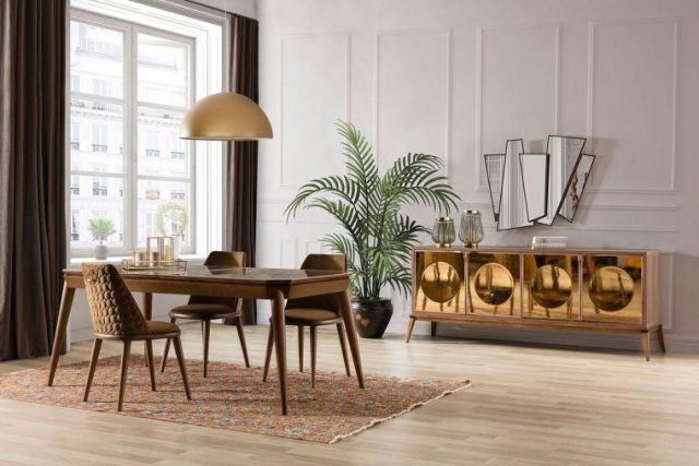 Bubble Dining Room By Berrak Luxury Furniture