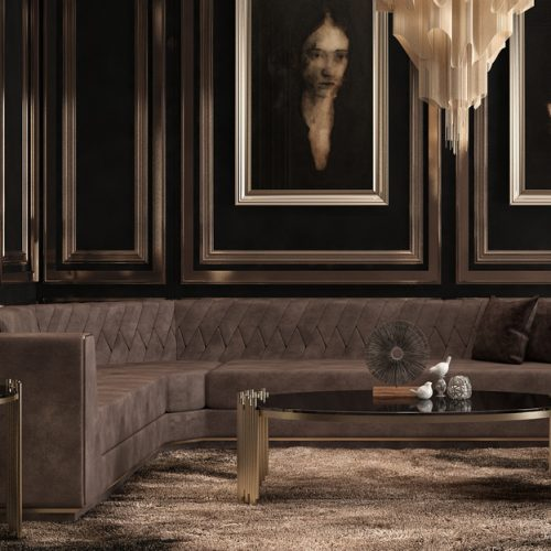 Carmine Corner Sofa By Zebrano Luxury Furniture