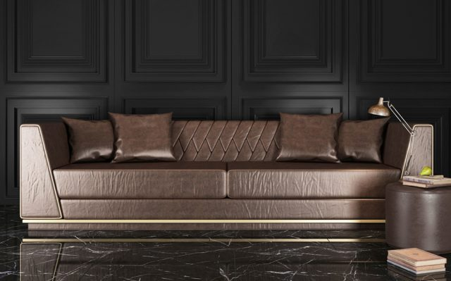 Carmine Living Room By Zebrano Luxury Furniture
