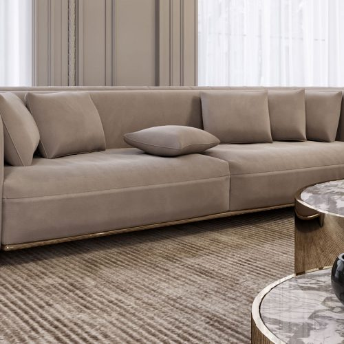 Casablanca Living Room By Zebrano Luxury Furniture