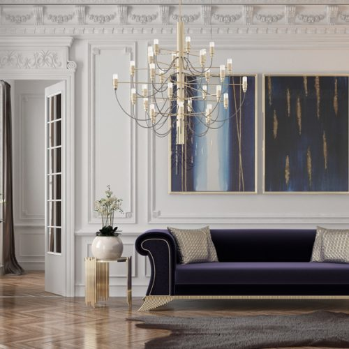 Daimon Living Room By Zebrano Luxury Furniture