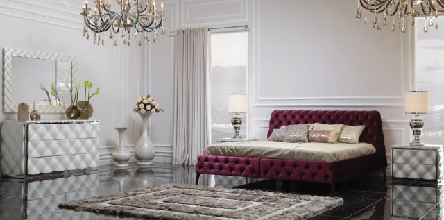 Dione Bed Room By Zebrano Luxury Furniture