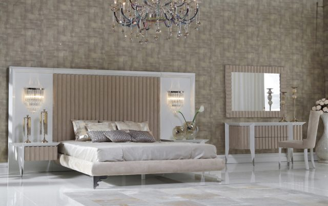Fedora Bed Room By Zebrano