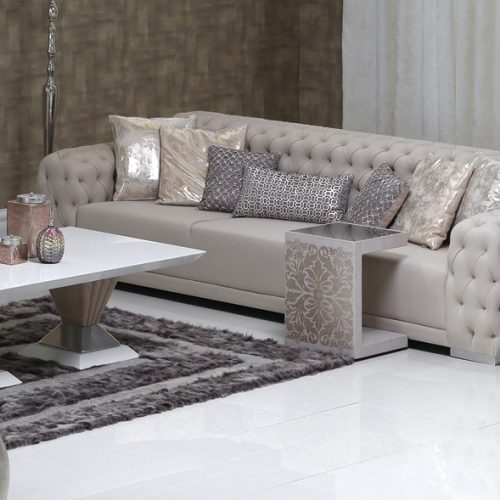 Fedora Living Room By Zebrano Luxury Furniture