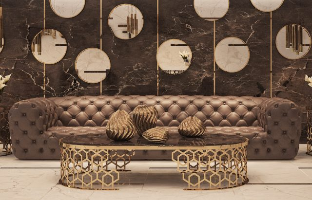 Fenny Living Room By Zebrano Luxury Furniture