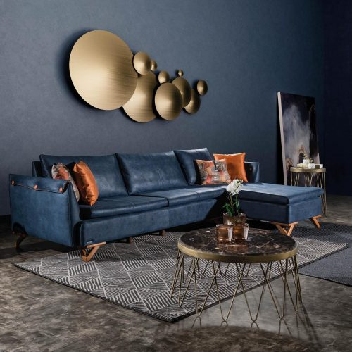 Gucci Corner Sofa By Anje Luxury Furniture