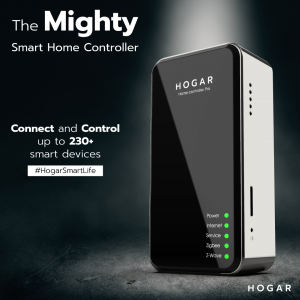 Hogar Controls USA Intelligent Reliable Scalable