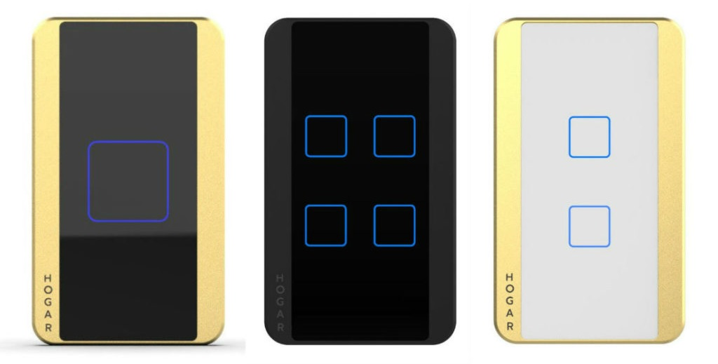 Hogar-Controls-Touch-Panel-Gold-Plated