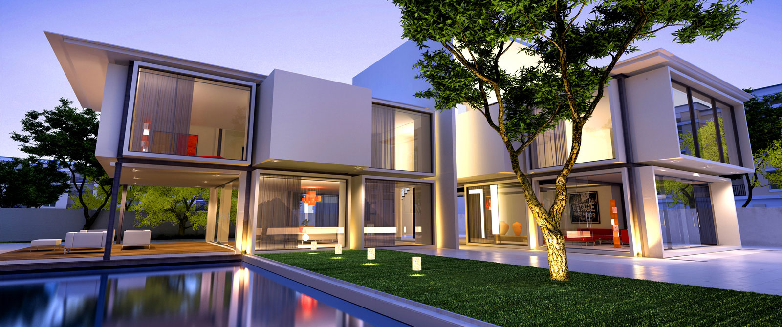 Home Automation at Private Luxury Villa