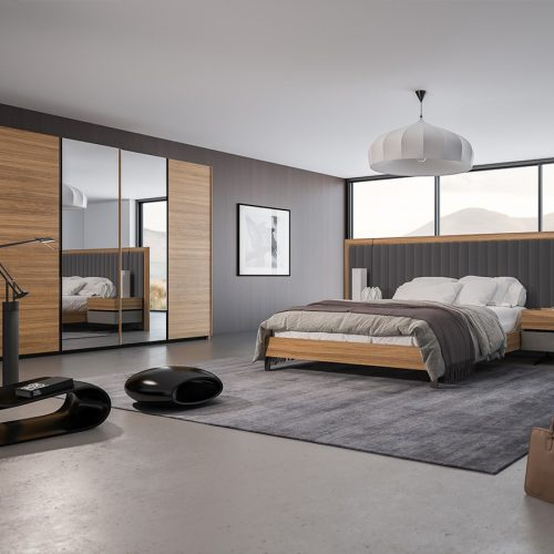 Icone Bed Room By Nills Luxury Furniture