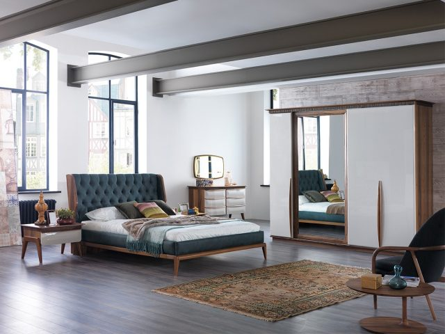 Lima Bed Room By Nills Luxury Furniture