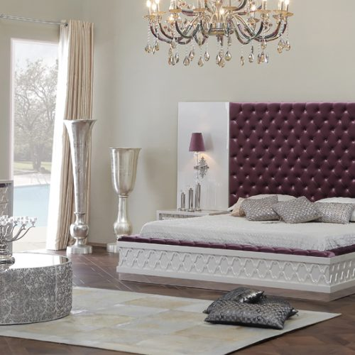 Marcello Bed Room By Zebrano Luxury Furniture