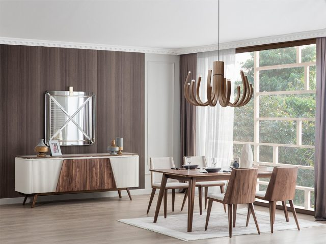 Messe Dining Room By Nills Luxury Furniture