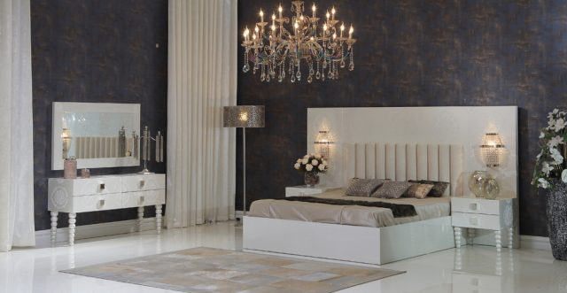 Monet Bed Room By Zebrano Luxury Furniture
