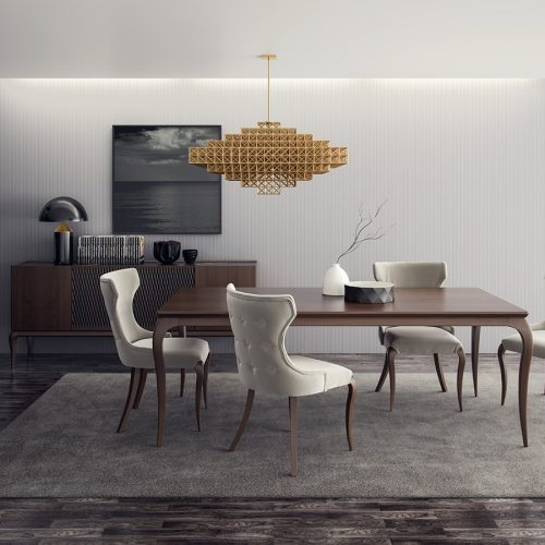 Norma Dining Room By Nills Luxury Furniture