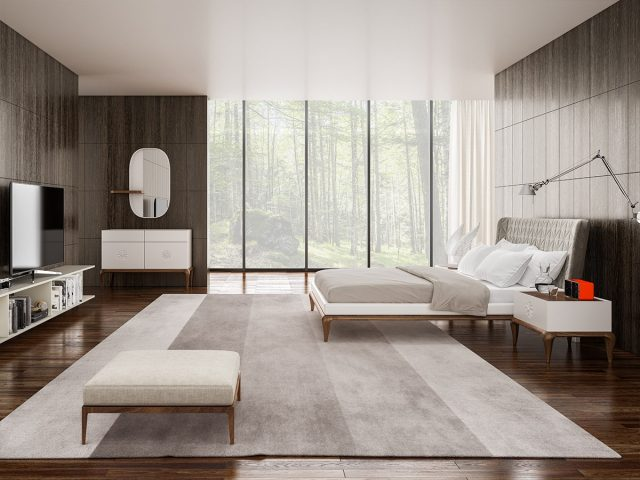 Palmira Bed Room By Nills Luxury Furniture
