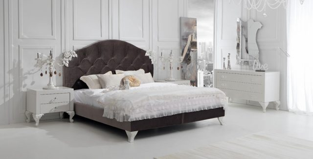 Pavlo Bed Room By Zebrano Luxury Furniture