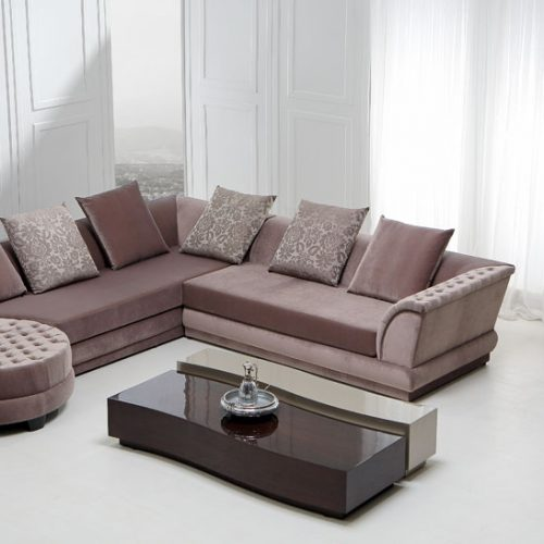 Pesante Corner Sofa By Zebrano Luxury Furniture