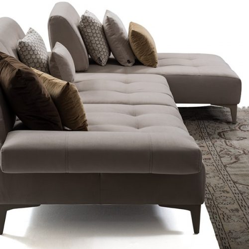 Prada Corner Sofa By Saloni Luxury Furniture