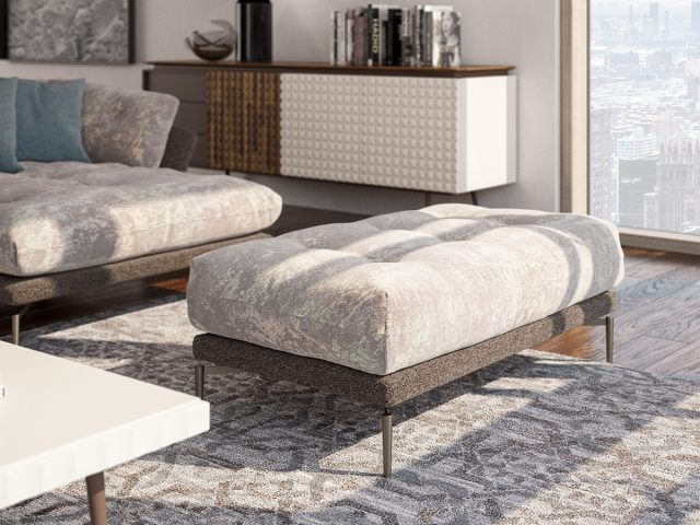 Raks Corner Sofa By Nills Luxury Furniture