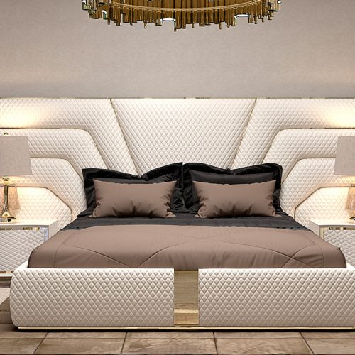 Rossi Bed Room By Zebrano