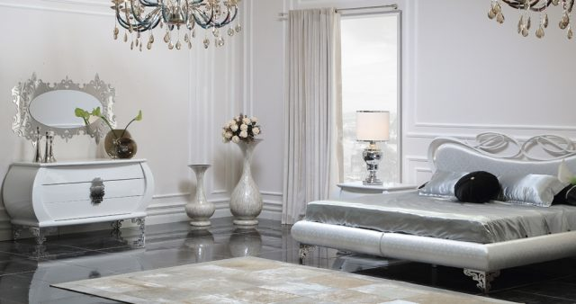 Theoden Bed Room By Zebrano Luxury Furniture