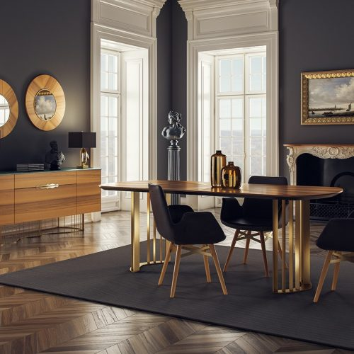 Zen Dining Room By Nills Luxury Furniture