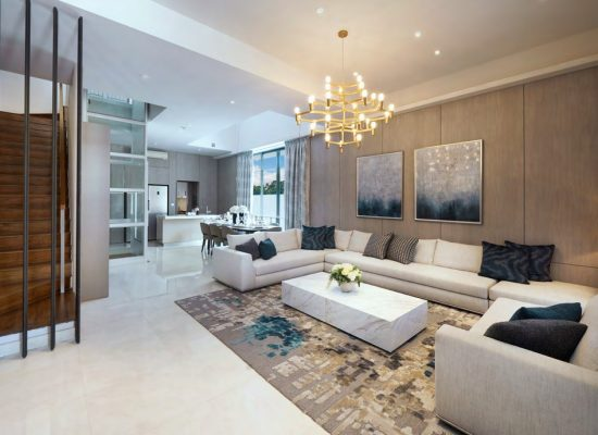 Show Flat Lobby - Luxus Hills Singapore