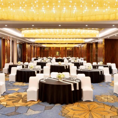 Sheraton Hotel Conference & Meeting Room