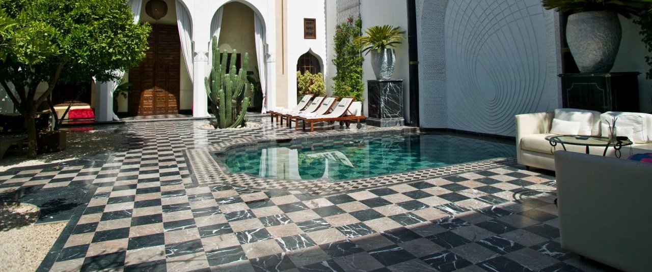 Moroccan Designer Tiles For Swimming Pools