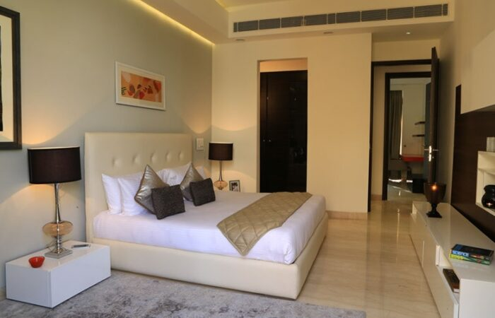 3BHK-Master Bed Room